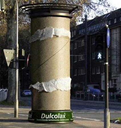 Dulcolax Ad