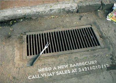 Barbecue Ad