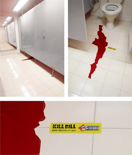 Kill Bill Ad