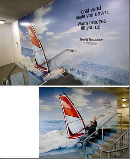 Wind Surf Ad