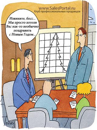 Заблуждения руководителей отдела продаж